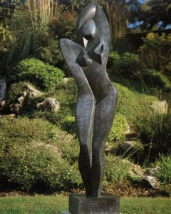 MICHELLE CHIECCHIO - la source - Sculpture