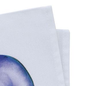 TROIS MAISON - serviette de table fruit en coton - modèle raisin - Serviette De Table