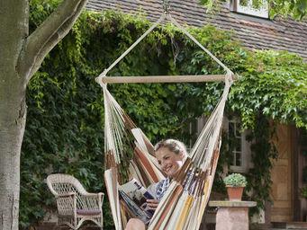 La Siesta - chaise hamac 2 places casera en coton bio - Hamac