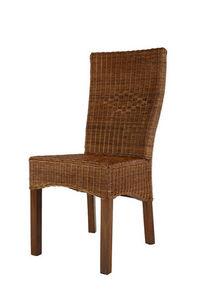 ROTIN DESIGN - chaise camberra - Chaise De Jardin