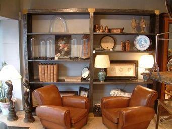 GHISLAIN ANTIQUES -  - Biblioth�que