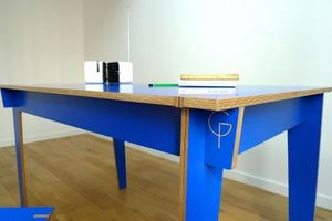 PIERRE GUILLOU DESIGN - iris - Table Bureau