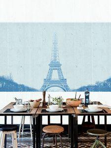 TRES TINTAS - paris - Papier Peint Panoramique