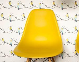 LORNA SYSON - juneberry &bird - Papier Peint