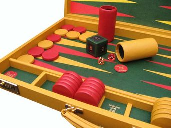 GEOFFREY PARKER GAMES -  - Backgammon