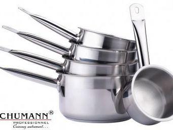 SCHUMANN PROFESSIONNEL - serie de 5 casseroles schumann professionnel - Casserole