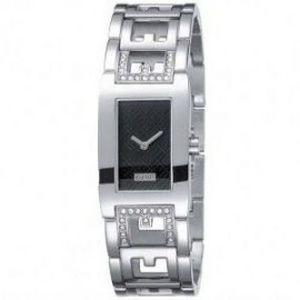 ESPRIT - esprit e-ffect silver black - Montre
