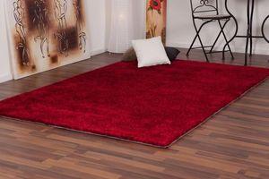 NAZAR - tapis focus 120x170 red - Tapis Contemporain