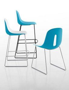 Chairs & More - gotham - Chaise Haute De Bar