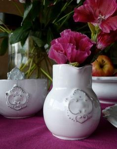 CARRON - charles - Vase À Fleurs