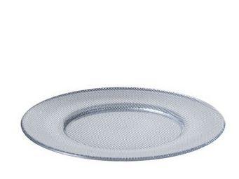 Leonardo - metallic - Assiette Plate