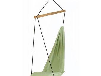 Amazonas - fauteuil à suspendre hangover vert 63x90x180cm - Hamac Chaise