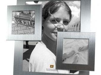 Present Time - cadre photo alu mat - Cadre Photo