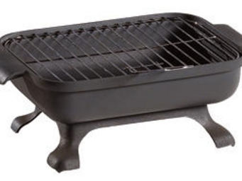 INVICTA - barbecue de table malawi en fonte 33x24.5x14.5cm - Barbecue Au Charbon