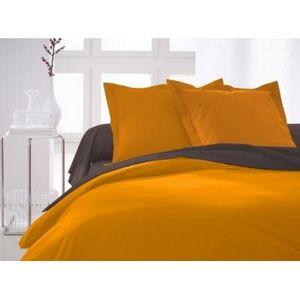 TODAY - parure de lit vendange d'orange - Parure De Lit