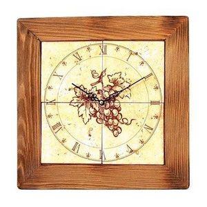 FAYE - horloge bacchus - Horloge Murale