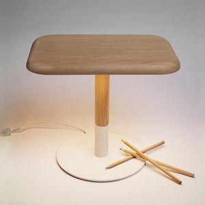 ARPEL LIGHTING - woody - Lampe À Poser À Led