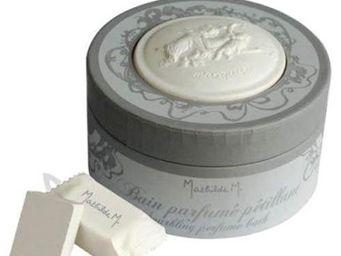 Mathilde M - galets de bain parfumés poudre de riz - mathilde m - Bain Moussant