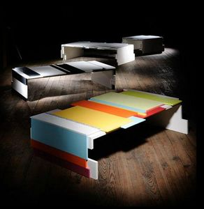 DIGIPLAY - puzzle - Table Basse Rectangulaire