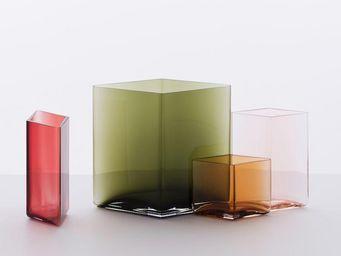Iittala - ruutu - Vase À Fleurs
