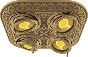 FEDE - emporio four collection - Spot De Plafond Encastré