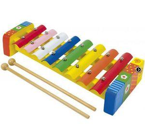 Ulysse - indien - Xylophone Enfant