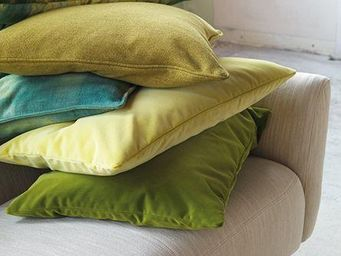 Chivasso - monsoon - Coussin Carr�