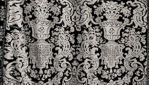 Andre du Dauphiné by Art & Decor -  - Tissu D'ameublement
