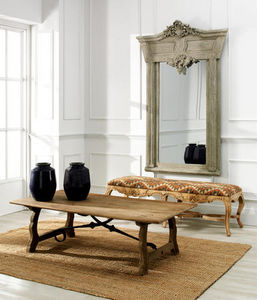 Asitrade -  - Table Basse Rectangulaire