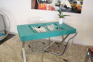 HECTOR SAXE -  - Table De Backgammon
