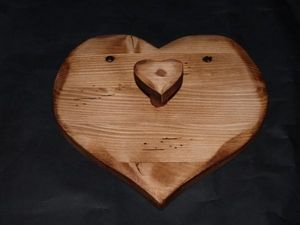 DECO CHALET MONTAGNE - porte manteau 1 patere en bois - Patère