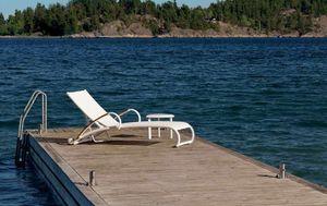 Triconfort - rivage - Chaise Longue De Jardin