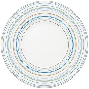 Raynaud - attraction turquoise - Assiette Plate