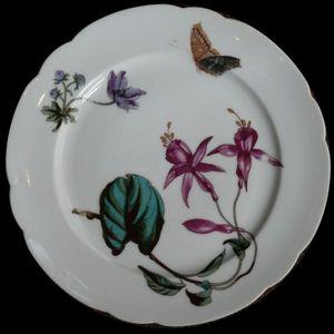 Atelier Porcelaine -  - Assiette Plate