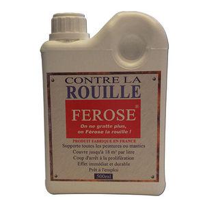 FEROSE -  - Antirouille