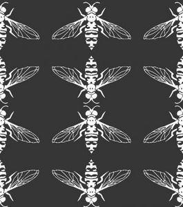 ANNA MURAVINA WALLPAPER -  - Papier Peint