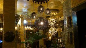 ARTISANAT TUNISIEN -  - Lanterne D'intérieur