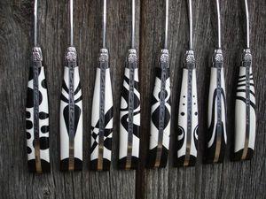 Atelier Du Requista -  - Couteau De Table