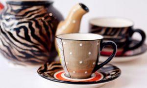 ITU ESPACE DESIGN - safari - Tasse À Café