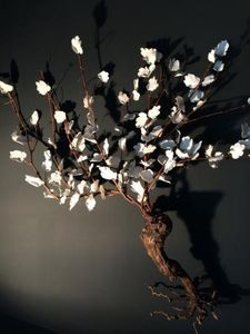 BARBARA BILLOUD & GENEVIEVE MATHIEU -  - Arbre Artificiel