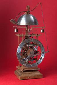 HORLOGES XVÈME SIÈCLE ARDAVIN -  - Horloge À Poser