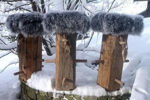 Les Sculpteurs du Lac -  - Tabouret