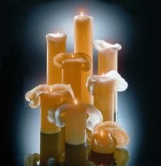 MARIA BUYTAERT DESIGN CANDLES -  - Bougie Ronde