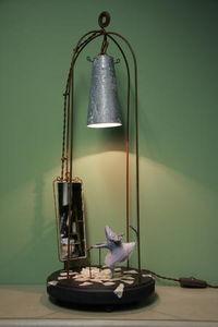 VIEUBLED -  - Lampe À Poser