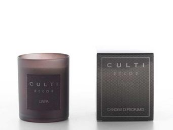 Culti - bougie decor linfa - Bougie Parfum�e