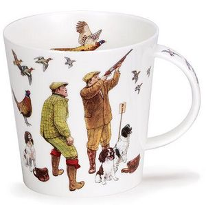 DUNOON - country sports shooting - Mug