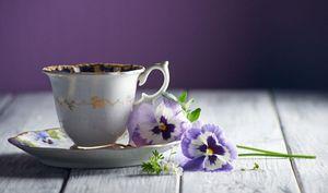 Brigitte WEGNER -  - Tasse � Caf�