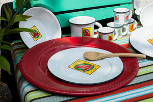 MALINALCO HOME -  - Assiette À Dessert