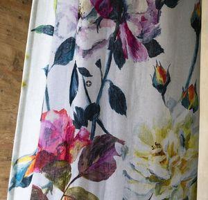 Designers Guild - couture rose - fuchsia - Tissu D'ameublement