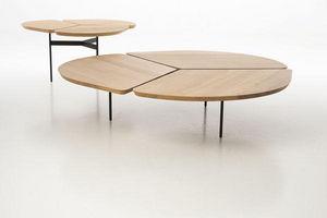 Airborne - les 2 miss trèfle - Table Basse Forme Originale